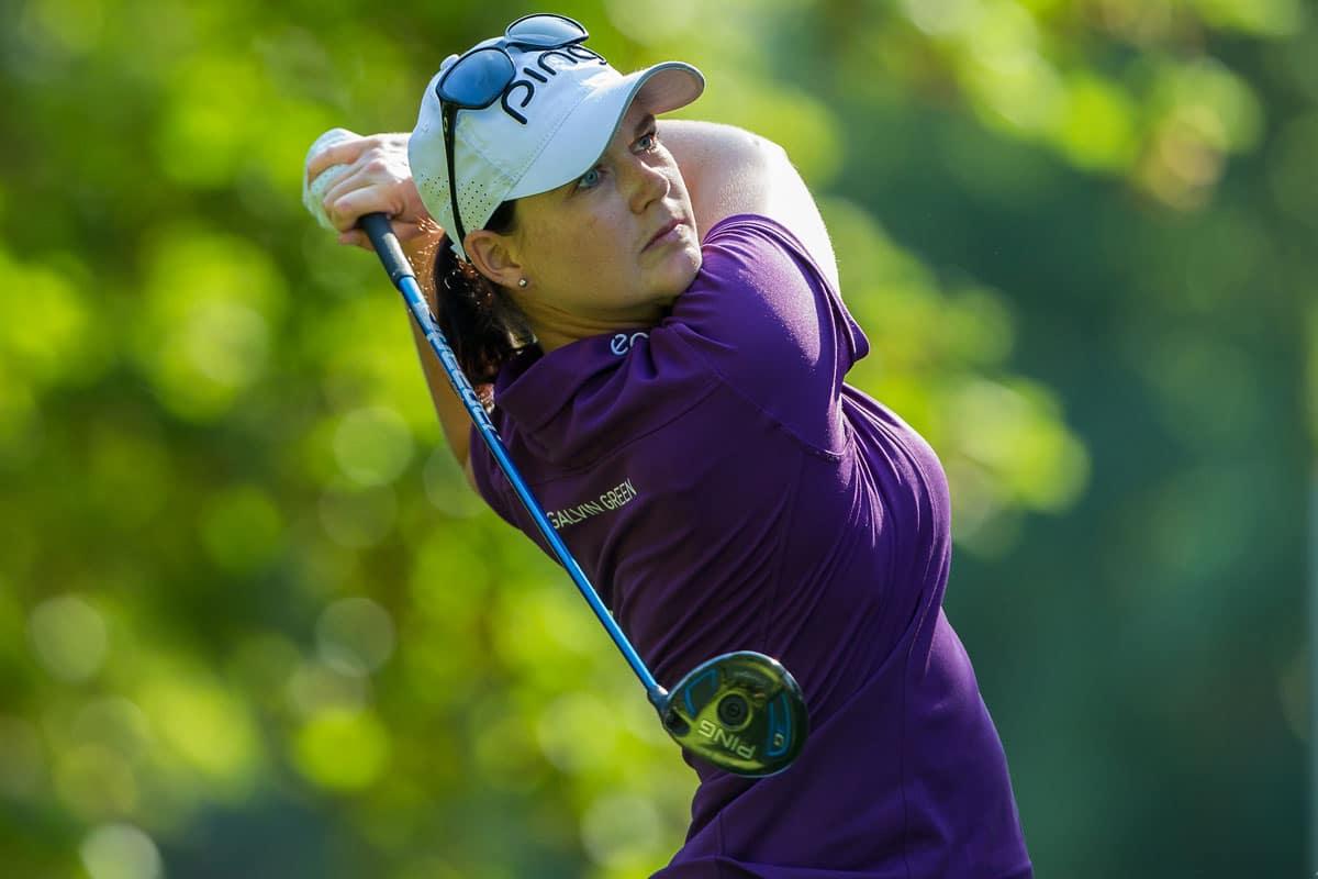 Die linke Hand im Golfschwung - Golfschlger Golfhausde